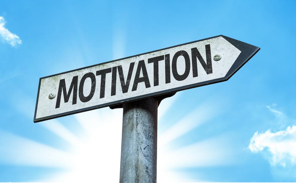 Die Motivation kommt immer wieder zurück