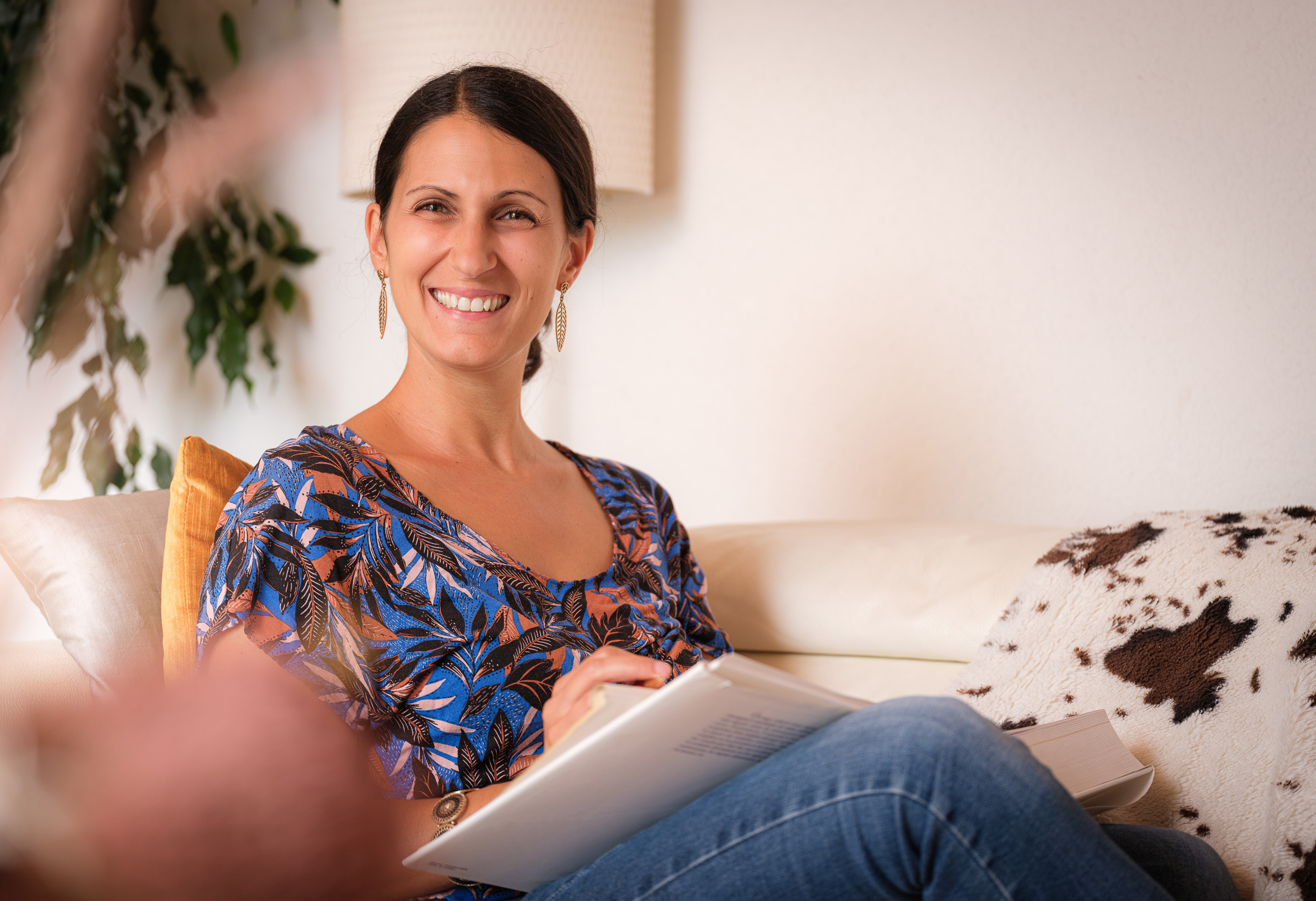 Fernstudium Master in Psychologie Studentin Gaëlle Reset