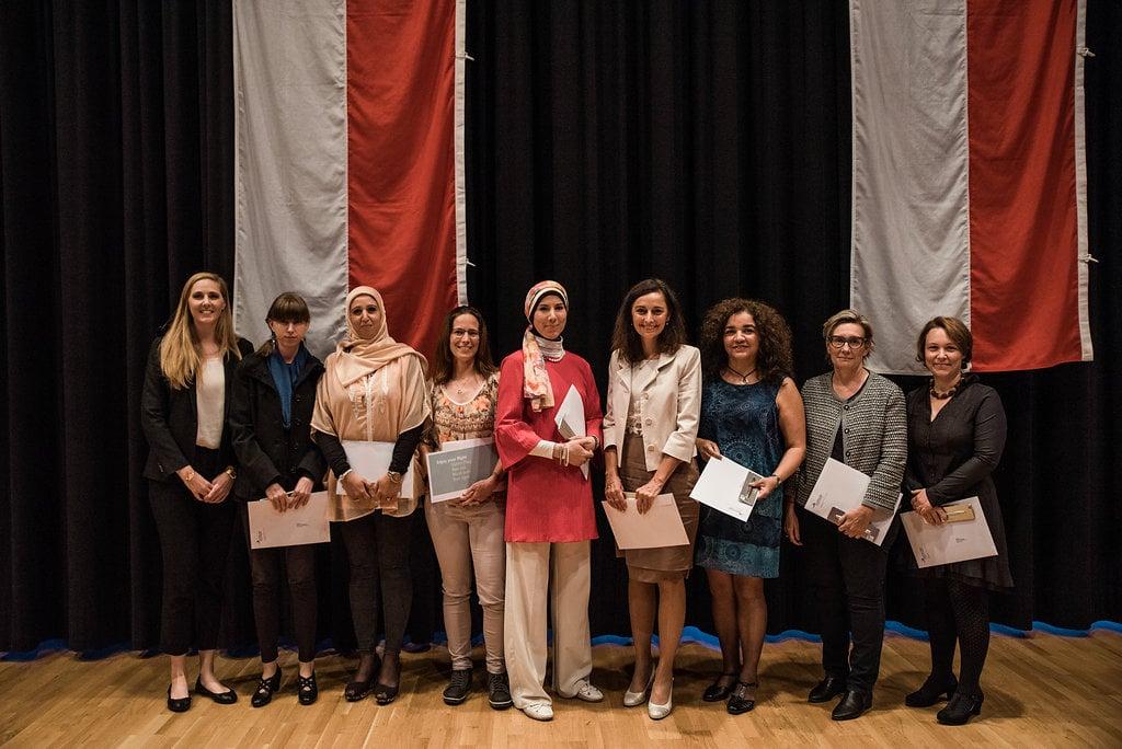 Absolventen in Psychologie FernUni Schweiz