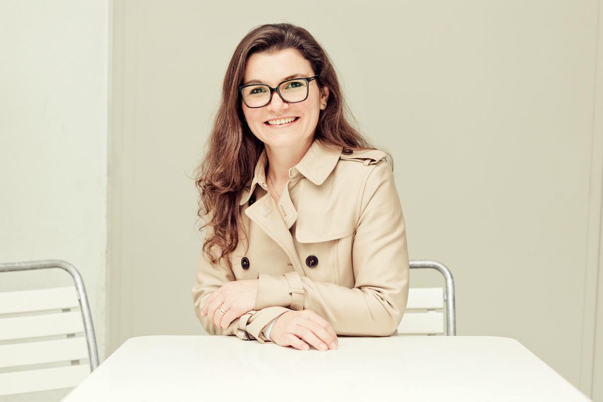 Samantha Gazola de Almedia, Absolventin FernUni Schweiz