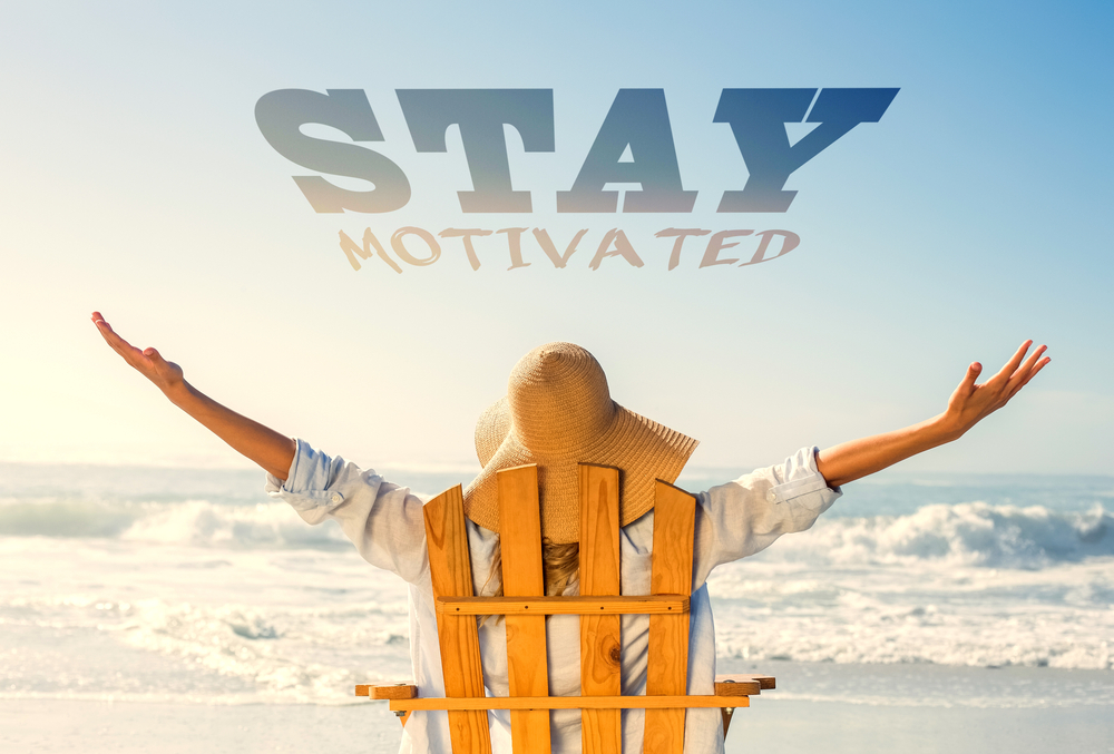 Wie sie immer motiviert bleiben: 6 Tipps