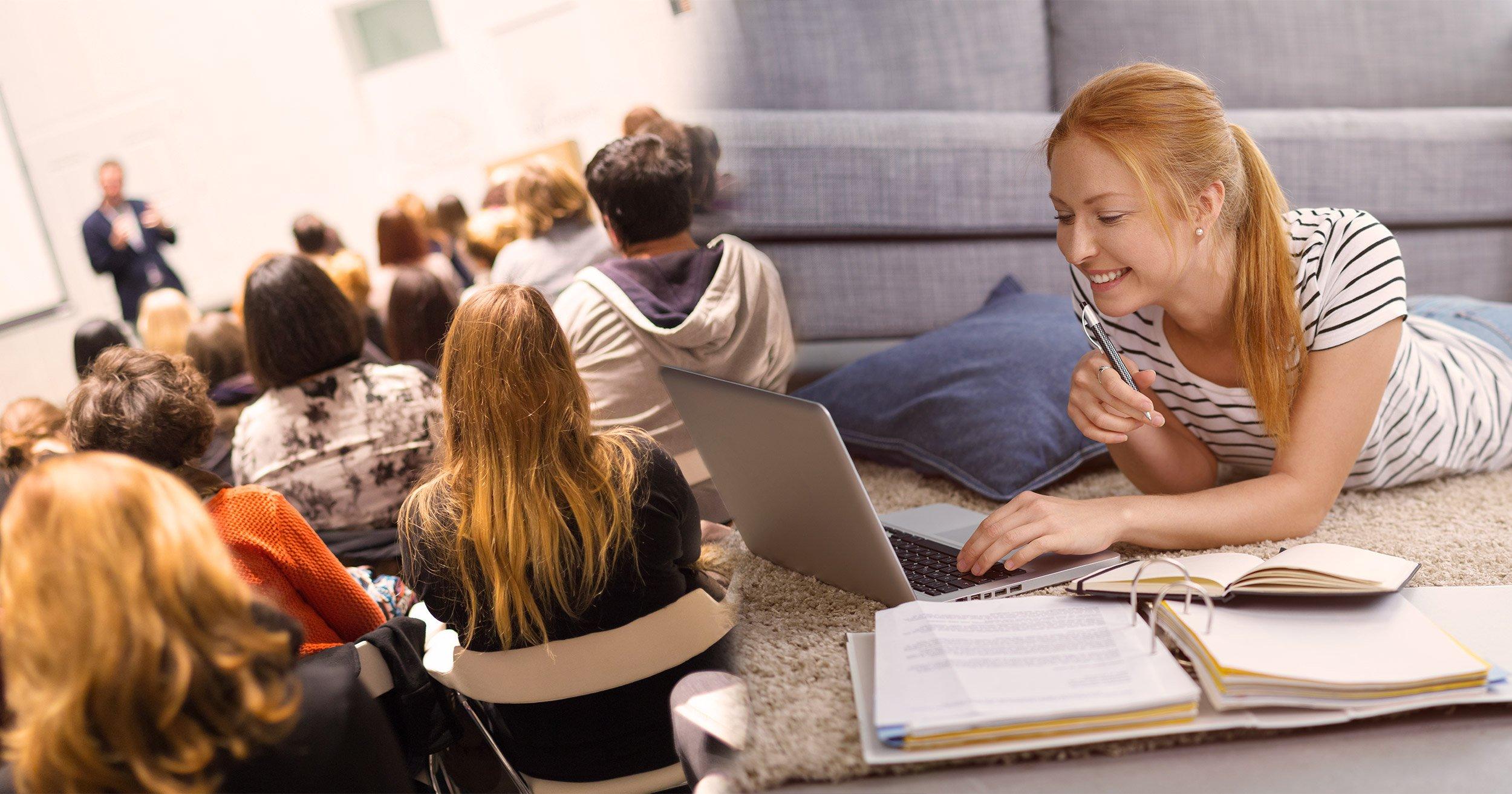 Unterschied zwischen Studium und Online Studium
